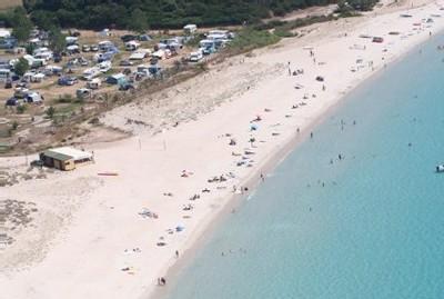La plage de Cupabia