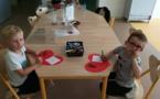 Garderie Atelier fêtes des mères