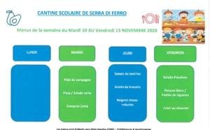 Cantine scolaire de Serra di Ferro