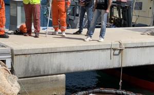 Formation sur la lutte contre les pollutions maritimes