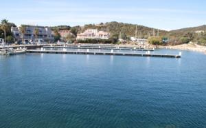 Reprise des travaux de restructuration du port
