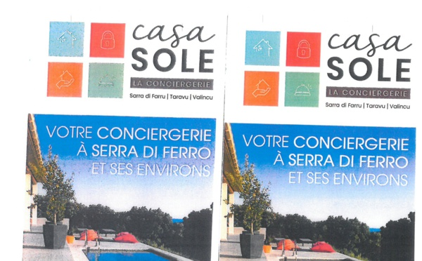 Conciergerie Casa Sole