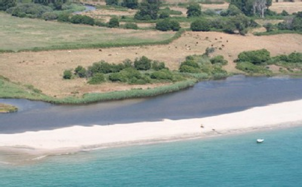 U Pianu ou delta du Taravu