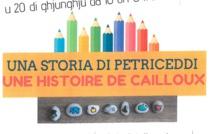 """Atelier """"histoire de cailloux"""" bibliothèque de Serra di Ferro"""