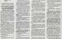 AAPC REALISATION DE MURS EN PIERRES ET DE MURS SOUTENEMENT EN PAREMENT PIERRES - PORTO POLLO